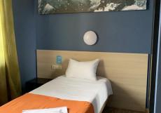 AYS Let It Snow Hostel Одноместный номер с общей ванной комнатой