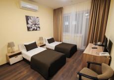 Комплекс Остафьево Бюджетный двухместный номер с 2 отдельными кроватями и балконом