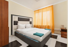 Мини-отель Сходненская Крокус | Moscow Crocus Двухместный номер с 1 широкой кроватью