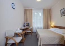 Гостиница, отель Ирбис Максима в Москве Улучшенный Супериор
