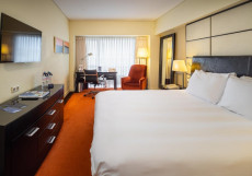 Radisson Blu Hotel Bucharest Улучшенный номер