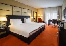 Radisson Blu Hotel Bucharest Представительский номер с правом посещения лаунджа