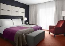 Radisson Blu Hotel Bucharest Люкс с посещением лаунджа