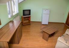 Москвичка Трехместный номер с ванной комнатой