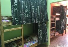 Аврора Бизнес Хостел - Комната в Общежитии Койко место на 2-х местных кроватях в номере без окна