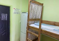 Аврора Бизнес Хостел - Комната в Общежитии Койко место на 4-х местных кроватях в номере без окна