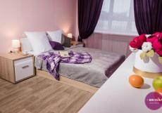 Брусника - The Brusnika (Горнолыжный Курорт Салма) Улучшенный двухместный номер с 1 кроватью