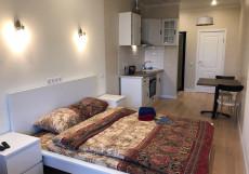 Ладомир Хромова - Номера с кухней на длительный срок Апартаменты с 1 спальней скухней