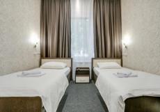 Ладомир на Нахимовском проспекте Бюджетный двухместный номер с 1 кроватью или 2 отдельными кроватями - общий туалет