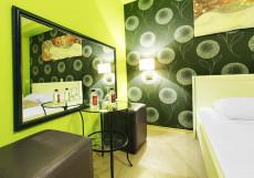 Рандеву Новослободская (Тематический Отель для свиданий с джакузи) Стандартный двухместный номер с 1 кроватью