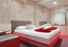 Рандеву Новослободская (Тематический Отель для свиданий с джакузи) Улучшенный двухместный номер с 1 кроватью