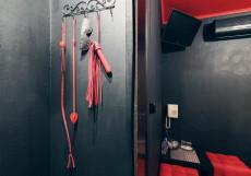 Рандеву Новослободская (Тематический Отель для свиданий с джакузи) Улучшенный двухместный номер с 1 кроватью - Тематический