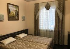 Форт Нокс (Джакузи, Бассейн, Баня) Улучшенный двухместный номер с 2 отдельными кроватями