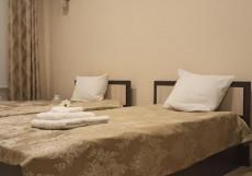 SpaHotel-Plaza (Сауна, Бассейн, Джакузи) Улучшенный двухместный номер с 2 отдельными кроватями