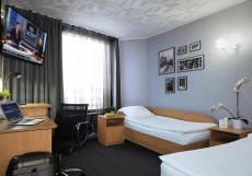 Маринс Парк Отель - Marins Park Hotel Yekaterinburg Стандартный двухместный номер с 2 раздельными кроватями