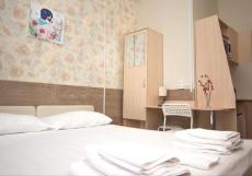 Арома на Кожуховской Бюджетный двухместный номер с 1 кроватью или 2 отдельными кроватями