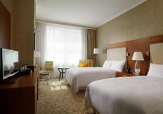 Марриотт Новый Арбат - Marriott  Hotel Novy Arbat Двухместный номер Делюкс с 2 отдельными / односпальными кроватями