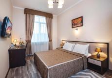 ГРАЦ (город Краснодар, центр) СТАНДАРТ (1 кровать, однокомнатный с альковом)