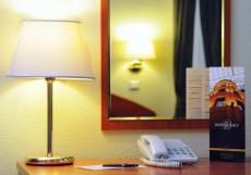 ДОСТОЕВСКИЙ | м. Достоевская, Владимирская | Оздоровительный центр Улучшенный двухместный (1 двуспальная или 2 односпальные кровати)
