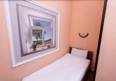 МАТРЁШКА Бюджетный одноместный (1 кровать, без окна)