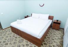 МАТРЁШКА Бюджетный двухместный  (1 двуспальная или 2 односпальные кровати, без окна)