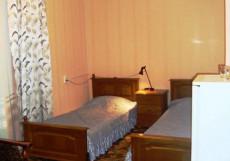 ДРУЖБА санаторий (город Геленджик, на набережной) Однокомнатный 2-местный номер категории эконом