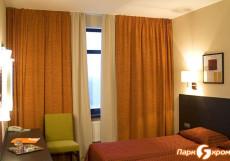 ЯХРОМА спортивно-развлекательный парк   коттеджи   баня   шале номер Де–Люкс (гостиница