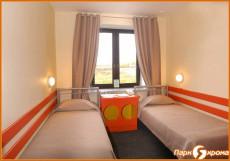ЯХРОМА спортивно-развлекательный парк | коттеджи | баня | шале 2-местный номер (гостиница
