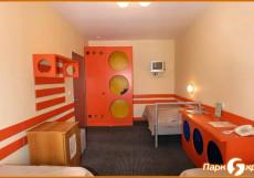 ЯХРОМА спортивно-развлекательный парк | коттеджи | баня | шале 5-местный номер (гостиница