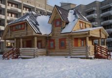 Меридиан | г. Архангельск | сауна | бассейн с гидромассажем Гостевой домик