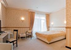 ЕВРОПА ПАРК-ОТЕЛЬ (г. Белгород, сосновый бор) Люкс 1-комнатный «Риммини»