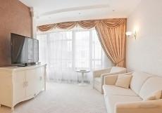 ЕВРОПА ПАРК-ОТЕЛЬ (г. Белгород, сосновый бор)  Люкс 1-комнатный «Флоренция»