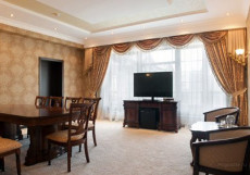 ЕВРОПА ПАРК-ОТЕЛЬ (г. Белгород, сосновый бор)  Люкс 2-комнатный «Венеция»