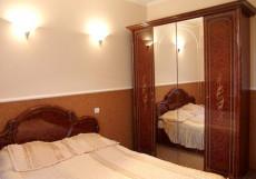 ДВЕ РЕКИ гостиничный комплекс (Шебекинский район, пос. Титовка) Двухместный номер бизнес класса в корпусе