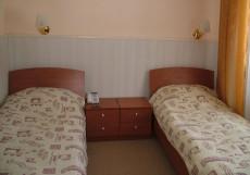 ДВЕ РЕКИ гостиничный комплекс (Шебекинский район, пос. Титовка) Двухместный номер в корпусе