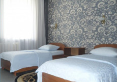 СТРАННИК (г. Благовещенск, центр) Стандарт двухместный номер с 2 отдельными кроватями