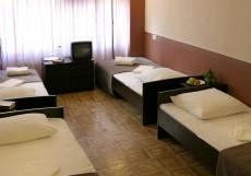 ОЛИМПИЙСКИЙ мини-отель (м. Проспект Мира, Комсомольская) Место в общем 4-местном номере
