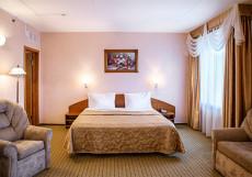 Измайлово Бета - гостиница, отель в Москве Стандарт Делюкс/ с широкой кроватью