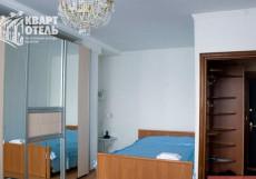 КВАРТ-ОТЕЛЬ Посуточно (Kvart-Hotel | м. Арбатская, Смоленская | Парковка №073 4-местные Апартаменты 1-комнатные