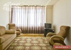 КВАРТ-ОТЕЛЬ Посуточно (Kvart-Hotel | м. Арбатская, Смоленская | Парковка №041 4-местные Апартаменты 2-комнатные