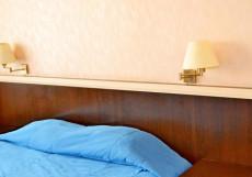 ТУРИСТ Двухместный стандартный номер с 1 большой кроватью