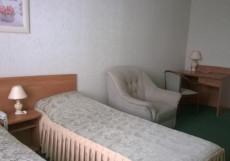 ДЕЖАВЮ | г. Орёл | В центре | С завтраком | Сауна Стандарт двухместный (2 односпальные кровати)