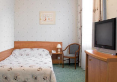 ДЕЖАВЮ | г. Орёл | В центре | С завтраком | Сауна Стандарт двухместный (1 двуспальная кровать)