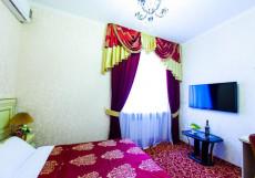 ВАЛЕНСИЯ SPA-Отель | Краснодар | С завтраком Стандарт двухместный (1 двуспальная кровать)