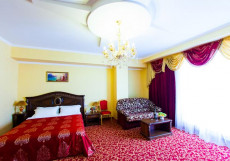 ВАЛЕНСИЯ SPA-Отель | Краснодар | С завтраком Делюкс двухместный (1 кровать)