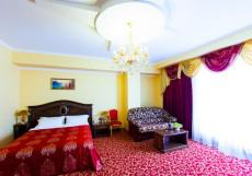 ВАЛЕНСИЯ SPA-Отель   Краснодар   С завтраком Делюкс двухместный (1 кровать)