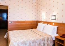 Измайлово Бета - гостиница, отель в Москве 1-местный Стандарт номер/ с широкой кроватью