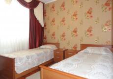 8 ВЕТРОВ на Ставропольском (м. ЛЮБЛИНО, КАПОТНЯ, САДОВОД) Полулюкс 2-местный большая кровать
