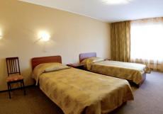 Отель Байкал - гостиница в Москве на м. Ботанический сад 2-местный Стандарт