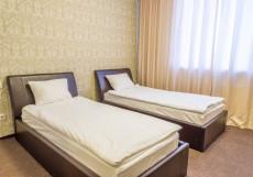НАРЦИСС (г. Ижевск, юго-запад города, рядом с ж/д вокзалом) Стандартный двухместный номер с 2 односпальными кроватями